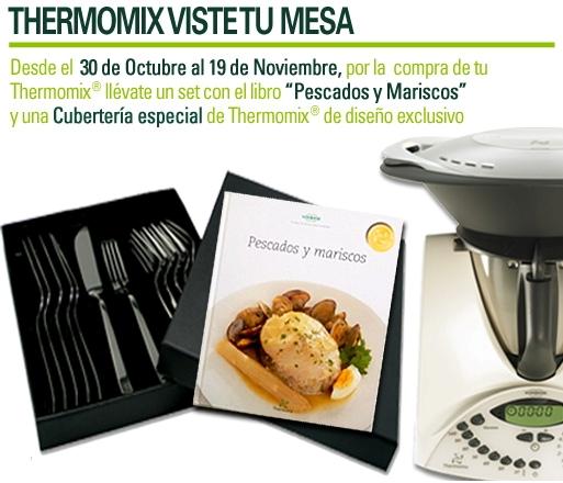 Thermomix® Vitoria te ayuda a vestir tu mesa