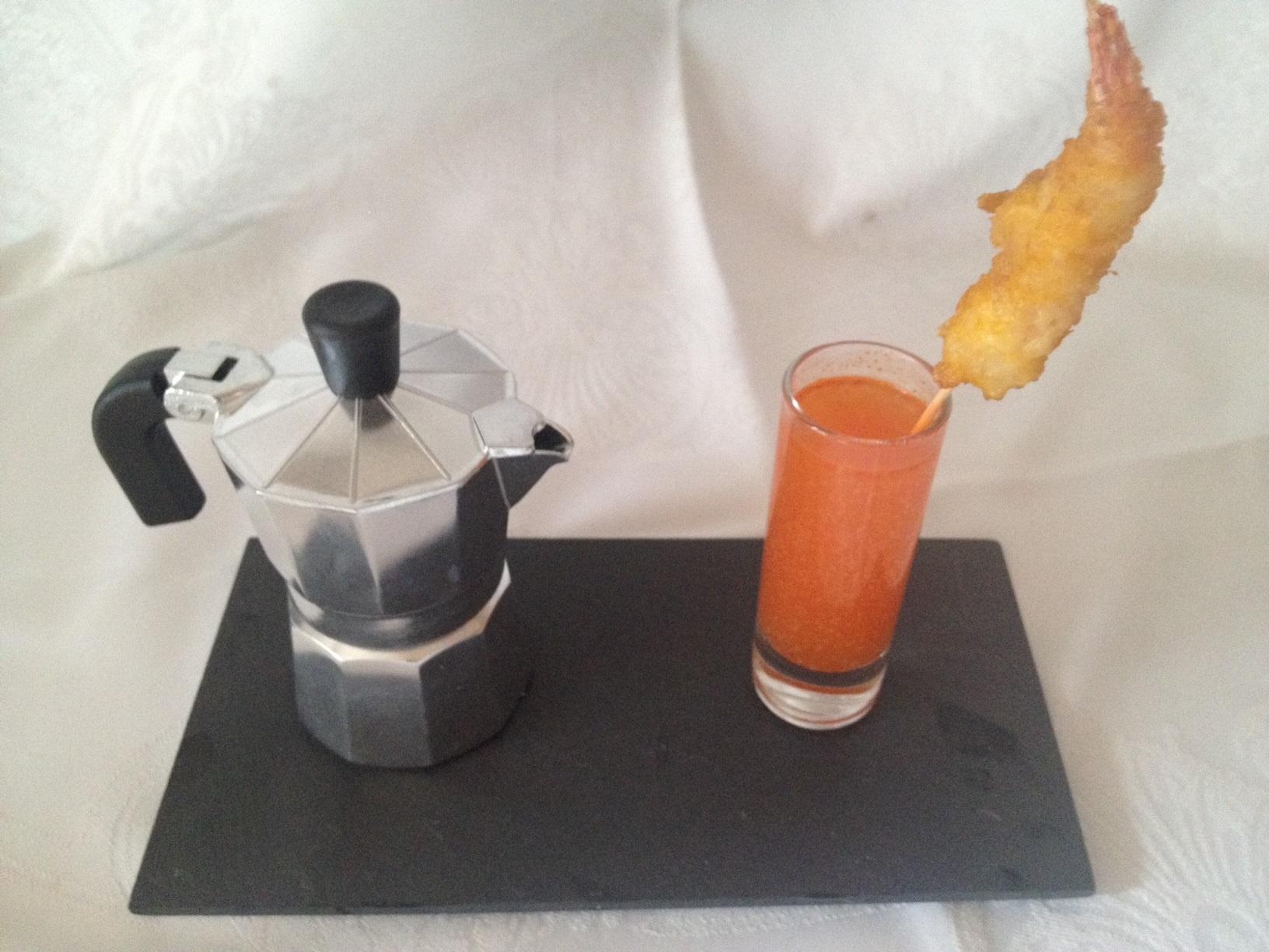 Cafetocaldo de marisco con Promoción Premium Verano