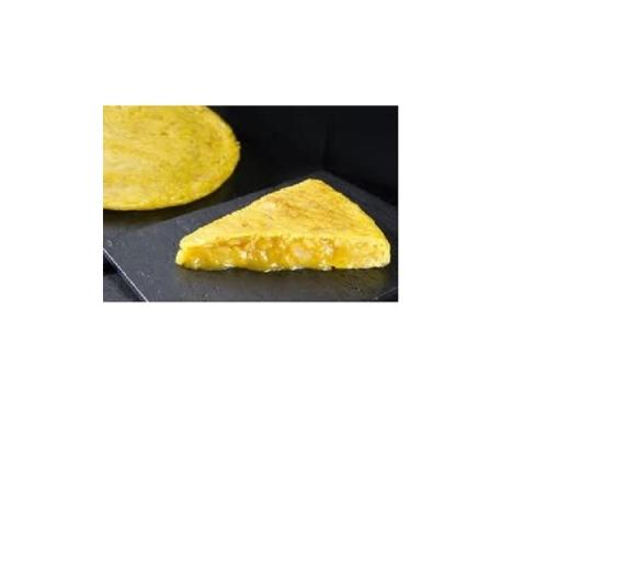 Tortilla de patatas para Guinness en VITORIA