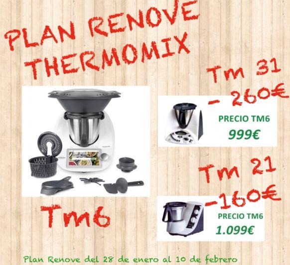 ¡¡¡PLAN RENOVE Thermomix® !!! NO PIERDAS ESTA GRAN OPORUNIDAD!!