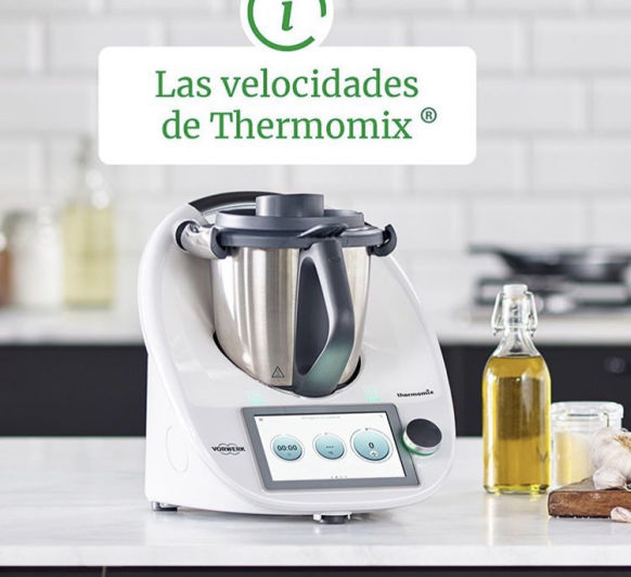 Velocidades Thermomix® ️
