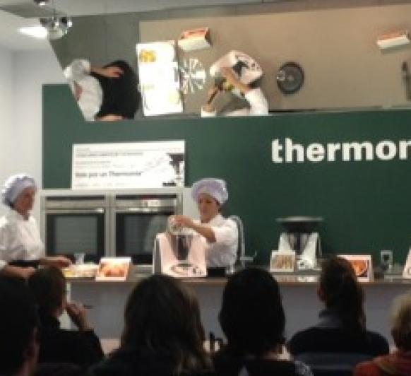 Clases de cocina y talleres con Thermomix®