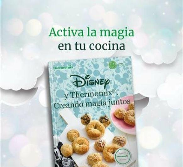 RECETAS MAGICAS, DISNEY EN TU COCINA