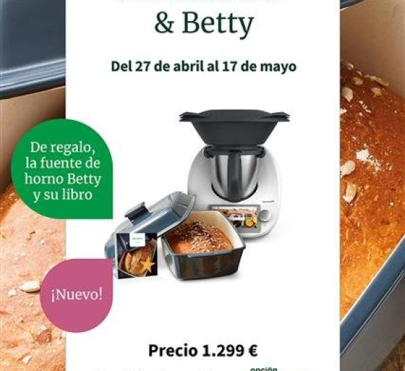 Thermomix® y Betty