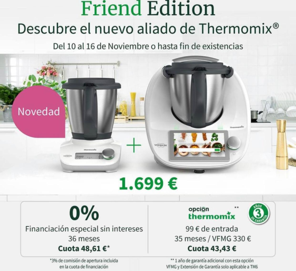 Thermomix® Friend