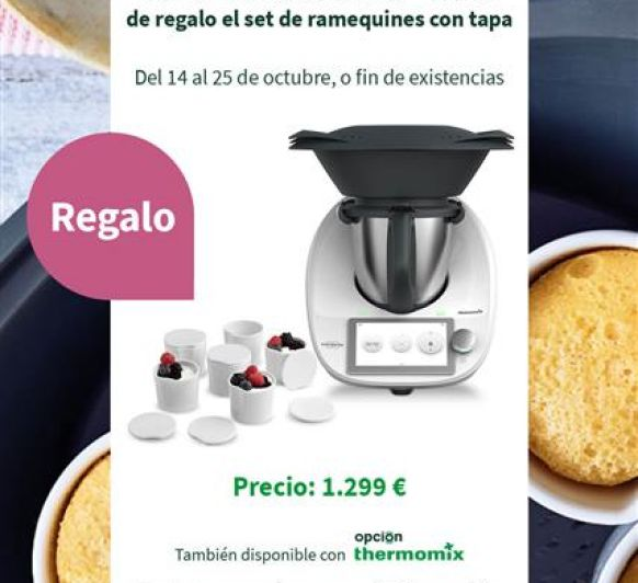 Thermomix® & Ramequines