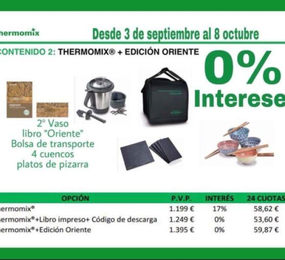 EDICIÓN ESPECIAL ORIENTE!! FINANCIACIÓN 0%