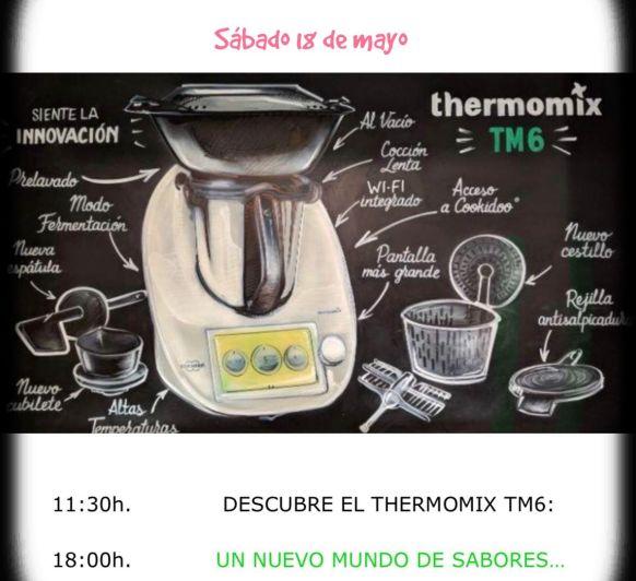 Descubre TM6, el NUEVO MODELO de Thermomix®