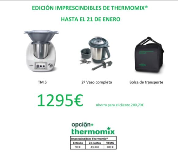 SUPER EDICIÓN: IMPRESCINDIBLES DE Thermomix®