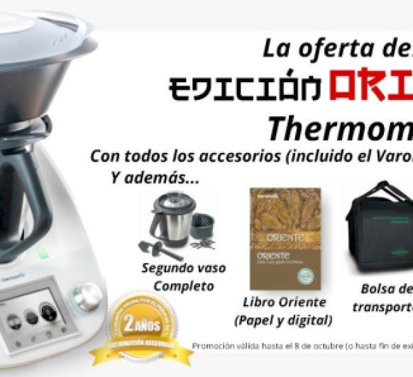 Edición Oriente Completa Thermomix® (0% Interés)