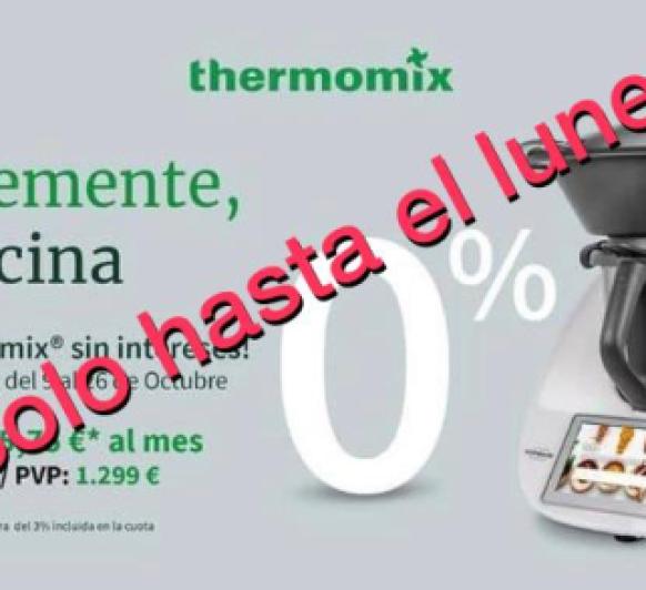 Thermomix® Vitoria simplemente cocina